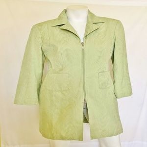 Concepts Conrad C long Coat Jacket Green